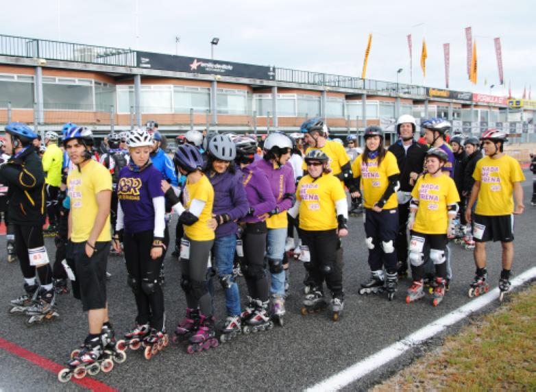 Clases de patinaje de velocidad clases de patinaje madrid for Pistas de patinaje sobre ruedas en madrid