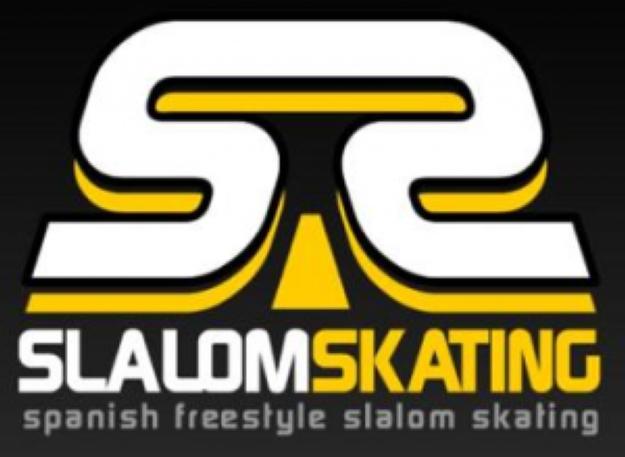 slalom-skating