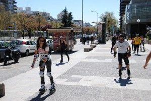 Curso de patinaje urbano nivel 2