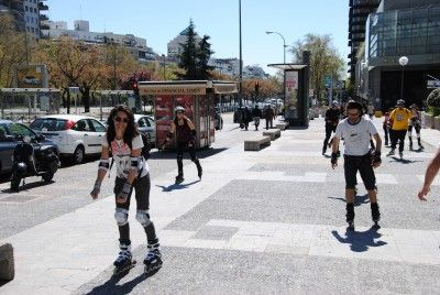 ruta-luces-patines-madrid