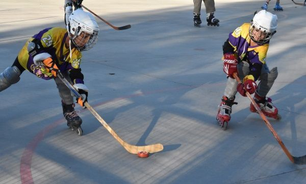 Intenso fin de semana de hockey línea