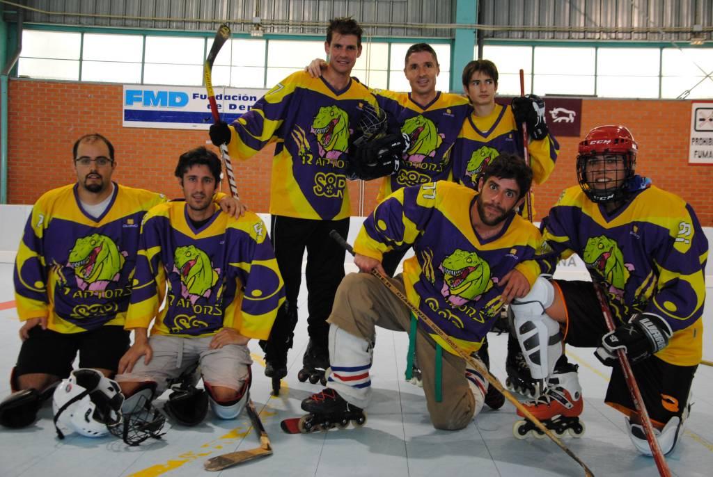 Fotos de la Liga de Street Hockey