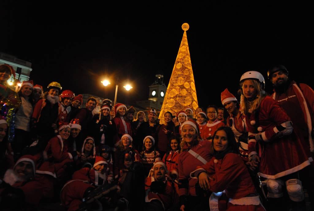 Ruta de Navidad en Madrid