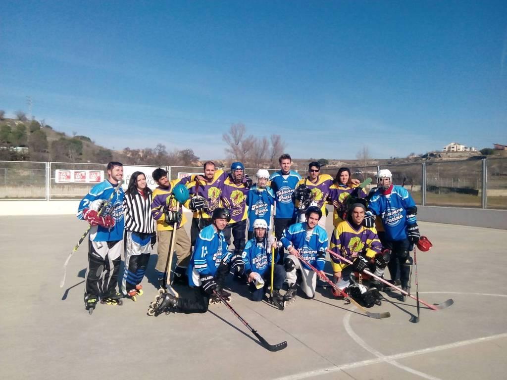 2ª Jornada Liga Nacional Street Hockey