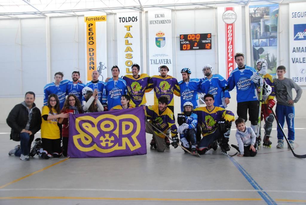 3ª jornada liga de street hockey nacional