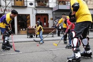 Fotos del Día del Deporte de Chamberí