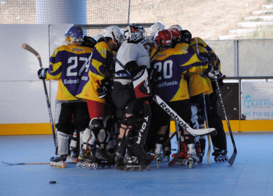 Hockey línea: pausa en la liga por Semana Santa