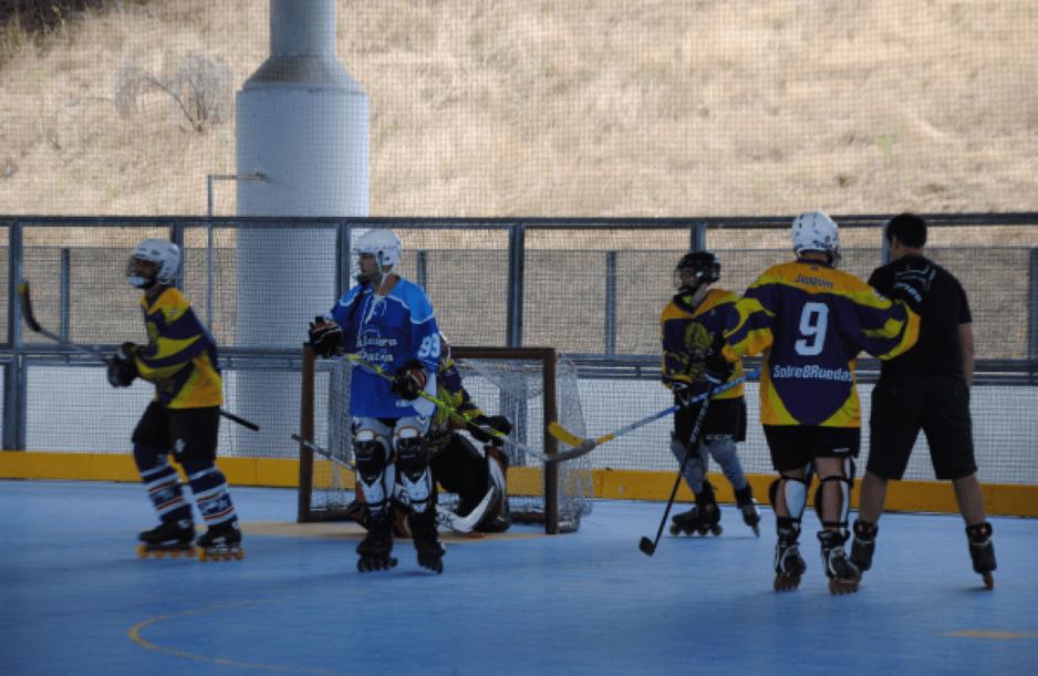 Ultima jornada Preliga Hockey Línea Madrid