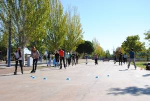 Parque del Retiro: nuevos grupos los domingos por la mañana
