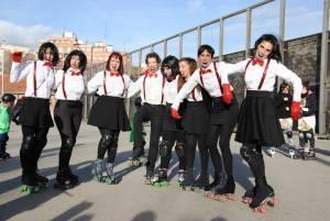 Ganadores del concurso de disfraces Ruta de Carnaval