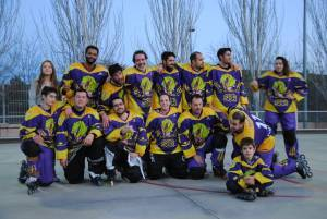 Equipo hockey linea temporada 16-17