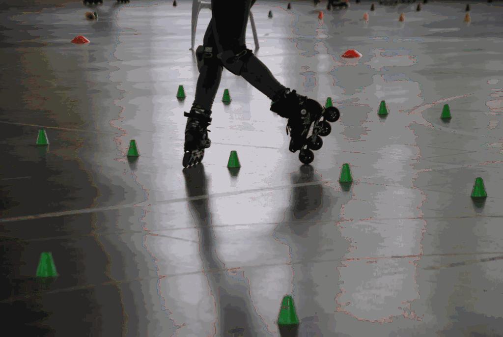 Clases de Slalom – Freestyle