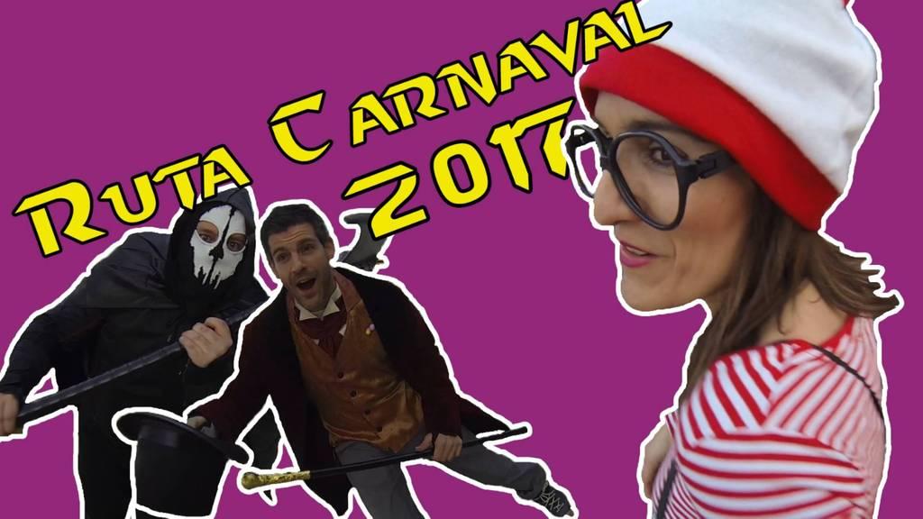 Vídeo de la ruta de Carnaval