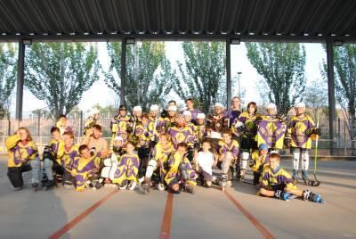 Hockey Linea: empiezan los entrenamientos de grandes y pequeños
