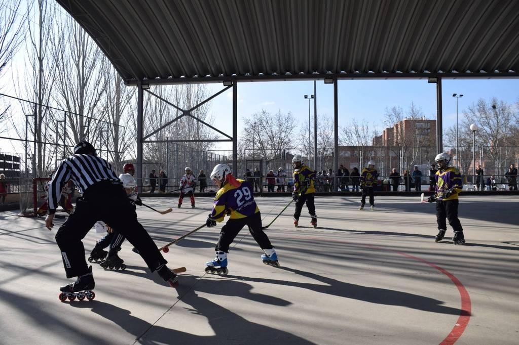 Patinaje y hockey linea: nueva temporada