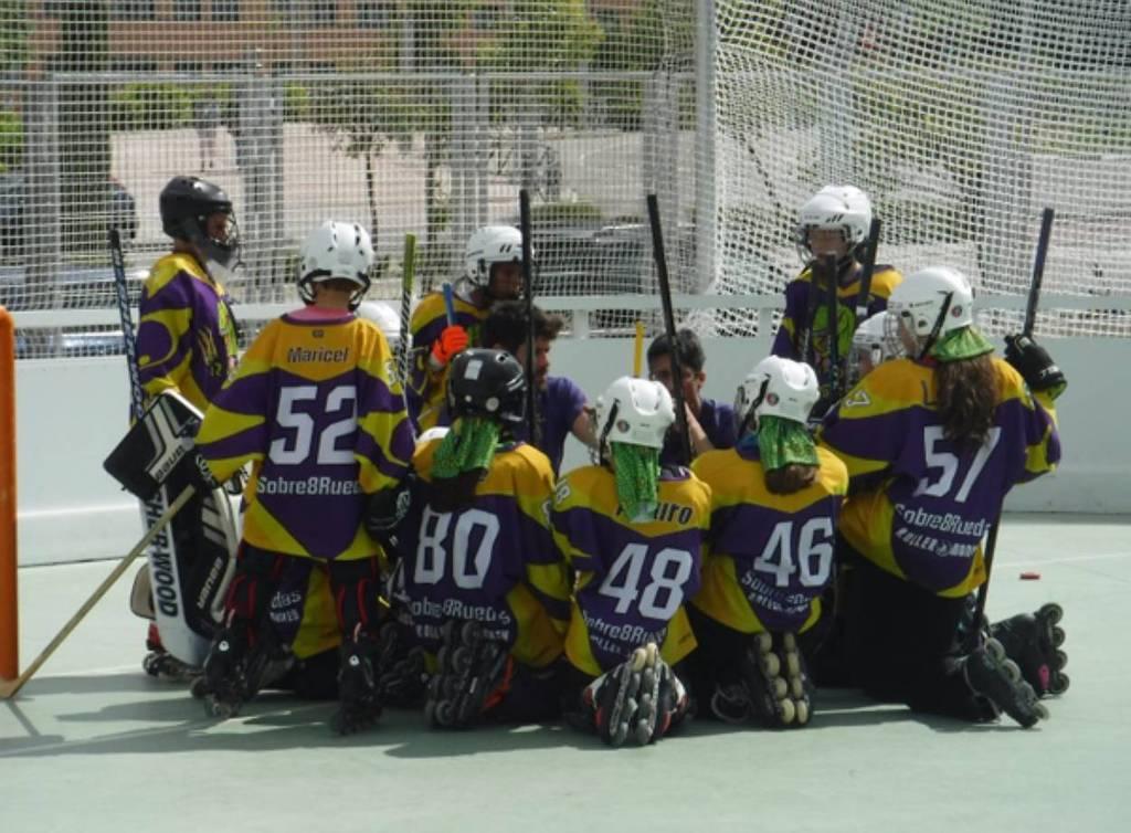 Hockey Línea: miniRaptors en torneo de verano