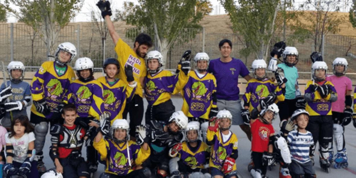 Hockey Línea: intensivos de verano