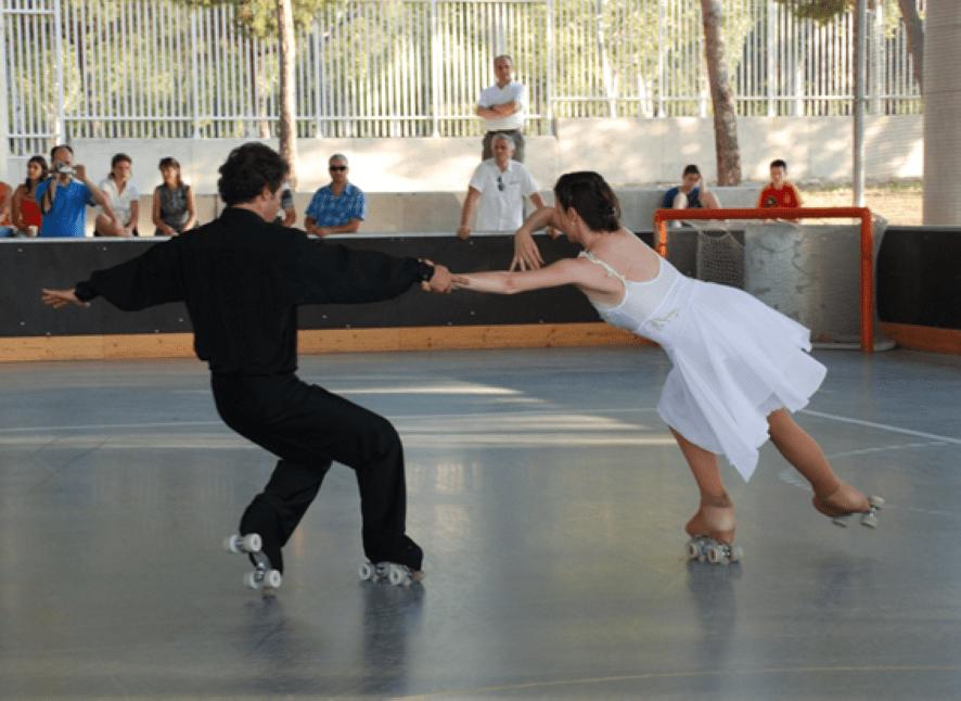Clases de baile&danza en patines