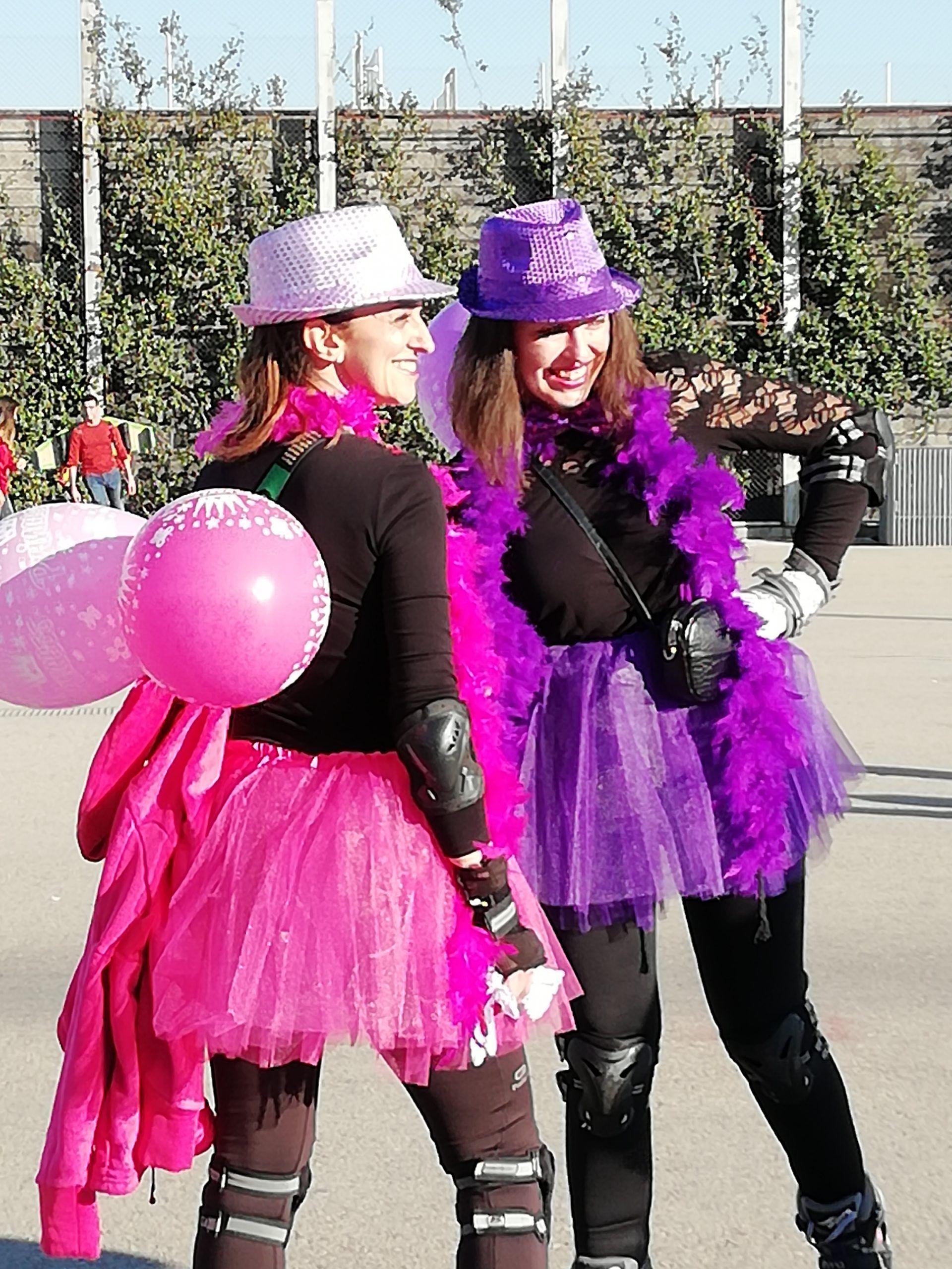 Ruta de Carnaval 2020 en patines